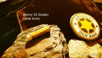 Benny 33 Golden